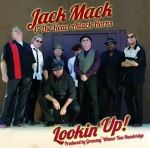 """Jack Mack And the Heart Attack Horns """"Lookin' Up!"""" CD"""