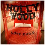 "HOLLYWOOD Love Child 12"" LP Red Vinyl, Limited"