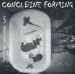"Concubine Forming ""Stiff"" available on 7"" Vinyl EP."