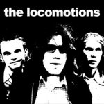 "The Locomotions ""Teacher"" available on 7"" Vinyl EP."