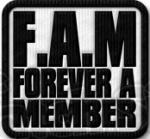 fam label logo