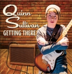 "Quinn Sullivan ""Getting There"" CD, June 18"