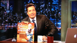 """Jimmy Fallon promotes Quinn's upcoming release """"GETTING THERE"""""""
